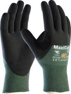 ATG Schnittschutz-Handschuhe 44-305 Schnittschutzhandschuhe MaxiCut Oil 2482 Mehrfarbig grün/schwarz 7