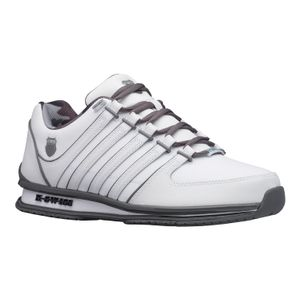 K-Swiss Rinzler Herren Sneaker Sportschuh 01235-130-M weiss, Schuhgröße:40 EU