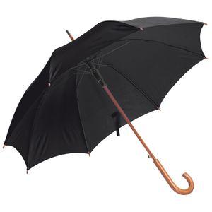 Automatik-Regenschirm / Farbe: schwarz
