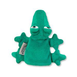 Sterntaler Babyspielzeug Krokodil Fingerpuppe