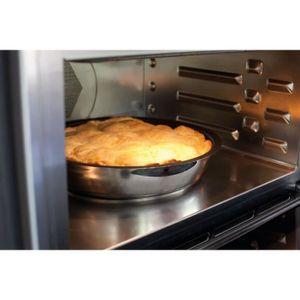 BEKA Tatin Tortenform - Ø 24 cm - Grau - Alle Wärmequellen einschließlich Induktion