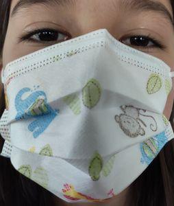 OP-Masken mit Motivdruck für Kids (6-12 J)  50 Stück