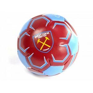 offizieller West Ham FC Mini-Softfußball BS743 (Mini) (Claret/Blau)