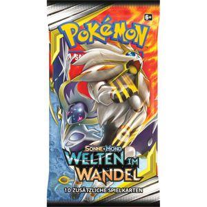 Pokemon SM12 - Welten im Wandel - 1 Booster - Deutsch