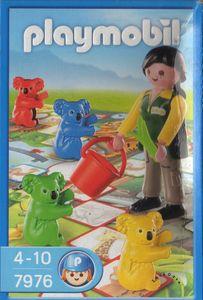 PLAYMOBIL 7976 - Zoo-Spiel