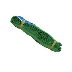 Rundschlinge 2000 kg 2 to grün 3 m Umfang Hebeband Hebeschlinge Kran Hebegurt