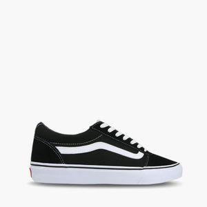 Vans Ward Herren Sneaker Schwarz Schuhe, Größe:43
