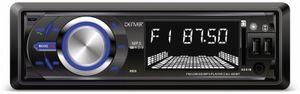 Denver Cau-450Bt - Autoradio Mit Bluetooth®, 2 Usb-Eingängen, Sd-Kartenslot Und Aux-Eingang