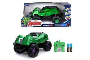 Jada Toys 253228003 - Marvel Avengers R/C Hulk Smasher, 1:14