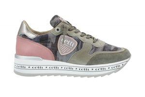 Cetti Damen Sneaker in Grün, Größe 39