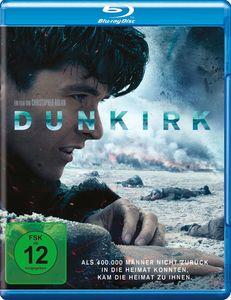 Dunkirk (2 Disc, Blu-ray + Bonusdisc)