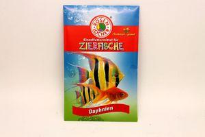 Rosenlöcher Daphnien - Wasserflöhe - 10g - Einzelfuttermittel für Zierfische