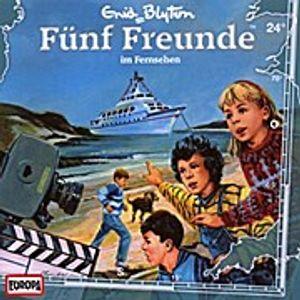 Fünf Freunde-024/im Fernsehen