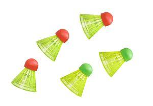 Hudora 75009 Ersatzbälle für Badminton Set (HS-22)