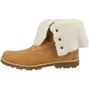 TIMBERLAND Shearling 6inch Damen Boots Braun A156N , Größenauswahl:39