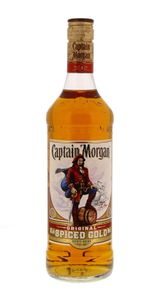 Captain Morgan Original Spiced Gold Spirit Drink Karibik | 35 % vol | 0,7 l