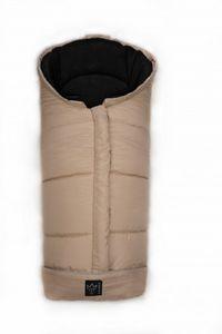 Kaiser 6570831 - Fusssack 'Iglu Thermo Fleece', Farbe: sand
