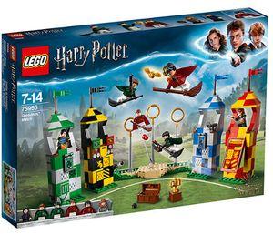 LEGO® Harry Potter™ Quidditch™ Turnier, 75956