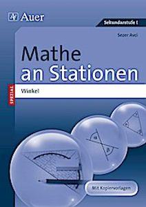 Mathe an Stationen Spezial Winkel