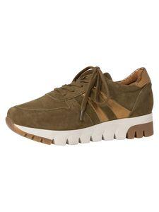 Tamaris Damen Sneaker grün 1-1-23741-25 normal Größe: 39 EU