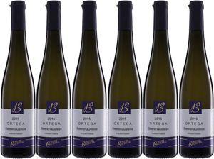 6x Ortega Beerenauslese 2015 – Weingut Residenz Bechtel, Rheinhessen
