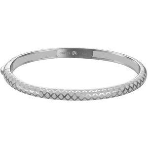 Esprit Jewel Lattice ESBA91076C600 Armreif für Damen Rhodiertes Sterling Silber