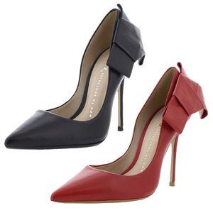 Bronx High Heels 75091-B Pumps Stiletto BrioX, Größe:38 EU, Farbe:Rot
