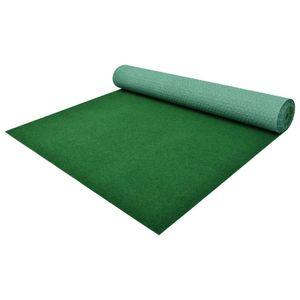 dereoir Kunstrasen mit Noppen PP 3 x 1 m Grün