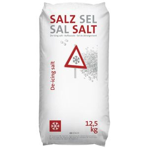 25kg Streusalz Auftausalz K+S (2x 12,5kg Sack)