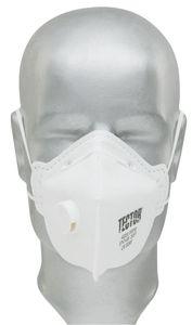 Tector 4206 Atemschutzmaske FFP3 mit Ventil, Höchste Schutzklasse 1Stück