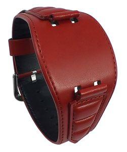 Casio Ersatzband Uhrenarmband Leder Band Rot für G-300L-4AVJCR