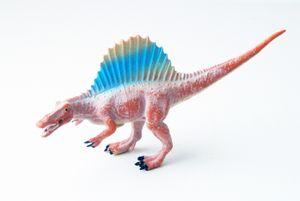 DINOSAURIER in Box Dinosaurs Dino Saurier Figur Deko Spielfigur Kinder Spielzeug 05(Spinosaurus)