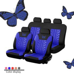 Auto Sitzbezug Universal Set Sitzbezüge Schonbezüge Sitzauflage Autositzbezüge