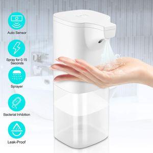 Desinfektionsspender Automatische Sensor Sprühspender mit Sensor Elektrischer seifenspender automatisch