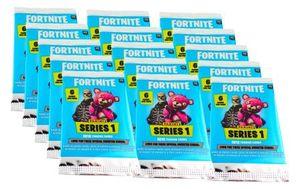 Fortnite Sammelkarten Trading Cards Serie 1 (2019) - 15 Booster (90 Karten)