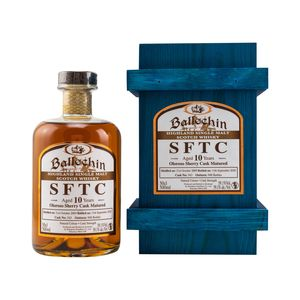 Ballechin 2009/2020 - Straight from the Cask Oloroso Sherry Cask #343