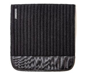 Equiline XAVIAR Bandagierunterlagen 4 PCS schwarz FS 2019, Eq19_FS_Gr.:UNI