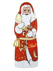 Lindt Weihnachtsmann Hohlfigur aus Alpenvollmilchschokolade 40g