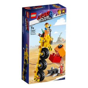 The LEGO Movie™ 2 Emmets Dreirad!, 70823