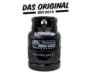Premium BBQ- GAS Flasche ungefüllt  für 8 kg Gasglasche Camping