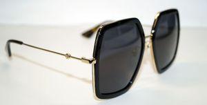 GUCCI Sonnenbrille Sunglasses GG 0106 001