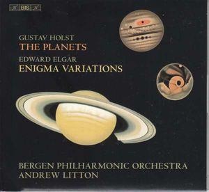 The Planets op.32 - Gustav Holst (1874-1934) -   - (Classic / SACD)