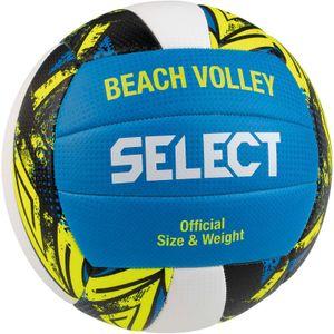 Select Beach Volley blau gelb weiss