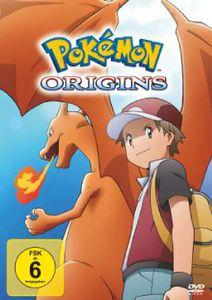 Pokemon - Origins (DVD) Min: 100DD5.1WS - Polyband/WVG  - (DVD Video / Zeichentrick)