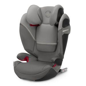 Cybex Gold Autositz Solution S-Fix soho grey - mid grey Kollektion 2020