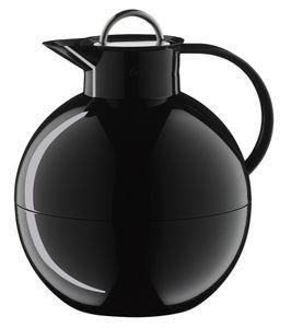 alfi Isolierkanne Kugel schwarz/metall 0,94l; 105021094