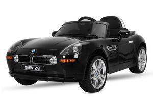 Lizenz Elektro Auto BMW Z8 2x35W 2X6V Schwarz