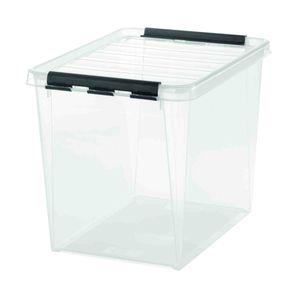 Smart Store Aufbewahrungsbox CLASSIC 16 25 l, transparent 32 x 30 x40 cm