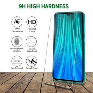 2X Xiaomi Redmi Note 9 Pro Panzerglas Glasfolie Display Schutz Folie Glas Full Screen 9H Hart Echt Glas Displayschutzfolie