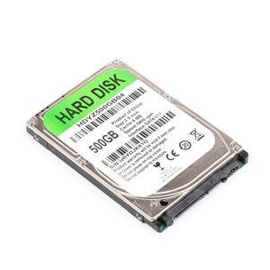 2,5 Zoll mechanische Festplatte SATA III-Schnittstelle Laptop-Festplatte 500 GB 8 MB Cache 5400 U / min Geschwindigkeit Festplatte fuer Laptop